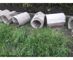Rury betonowe przepustowe ze stopką 400