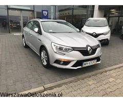 Renault Megane wynajem długoterminowy