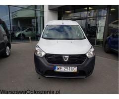 Dacia Dokker wynajem długoterminowy