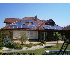 Panele fotowoltaiczne – prąd ze słońca za darmo dla domu i firmy.